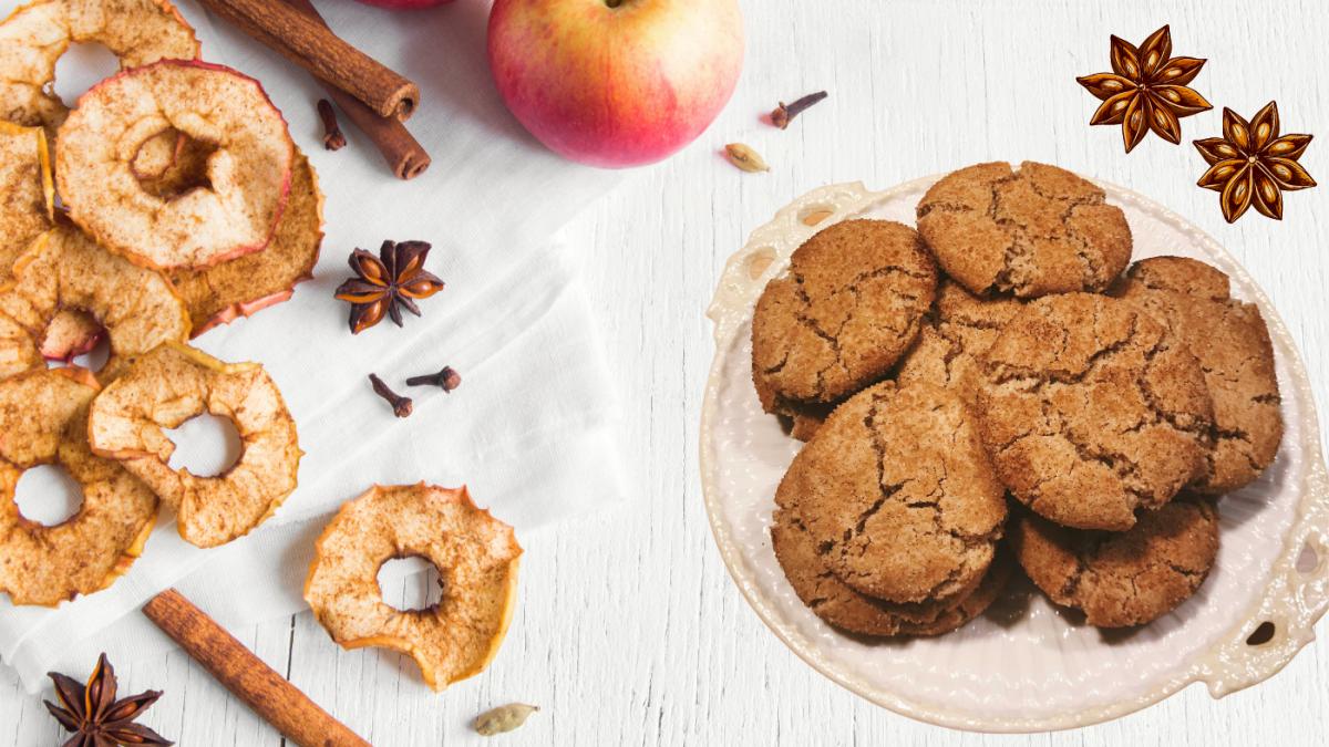 Vegan Snickerdoodle cookie Recipe