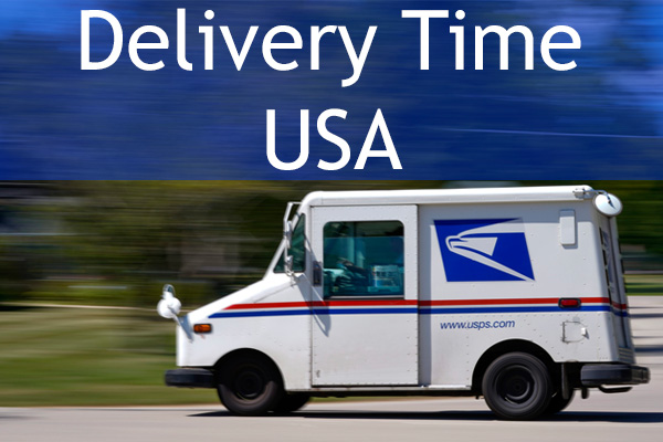 Delivery Time - USA