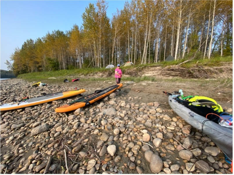 multi day sup camp