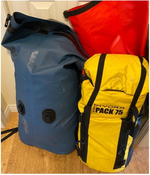 how to pack multi day sup