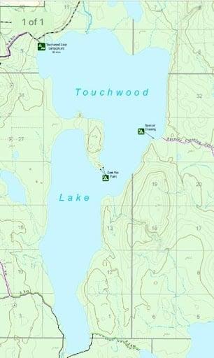 Where to Paddle Around Edmonton: Touchwood Lake