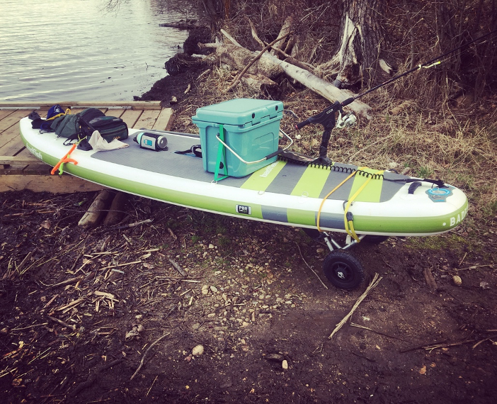 Badfish Badfisher Fishing SUP Review