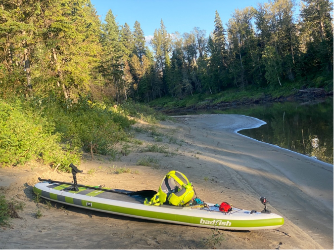 flatwater sup gear