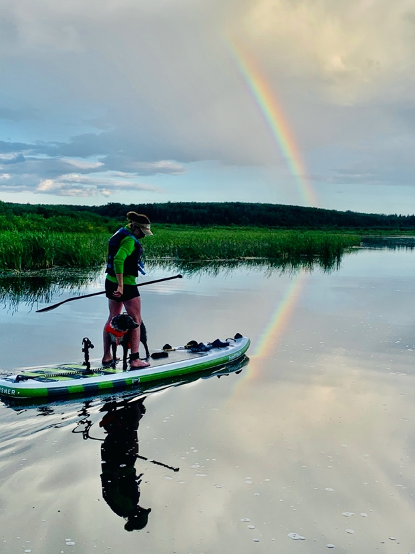 what to wear on your sup