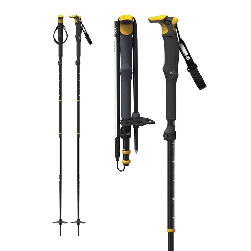 What are Splitboard Poles? Here's a Quick Look