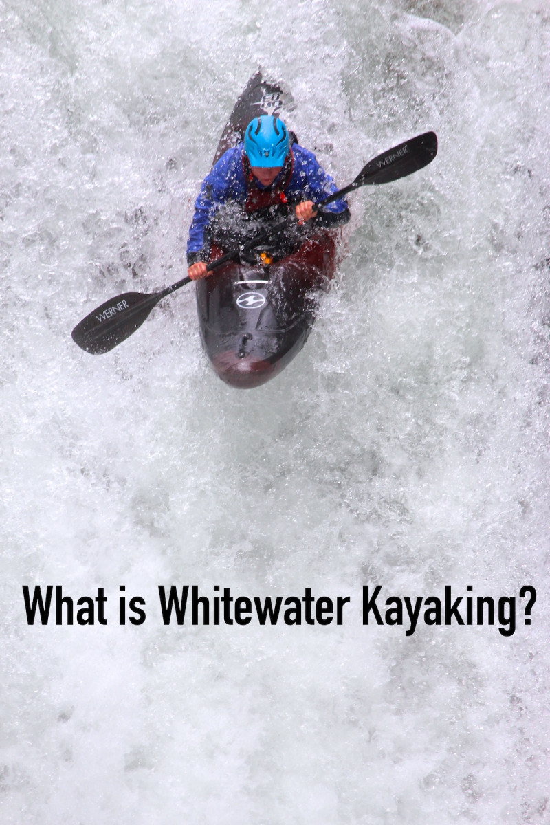 Whitewater Kayaking: What's This Exciting Sport All About?