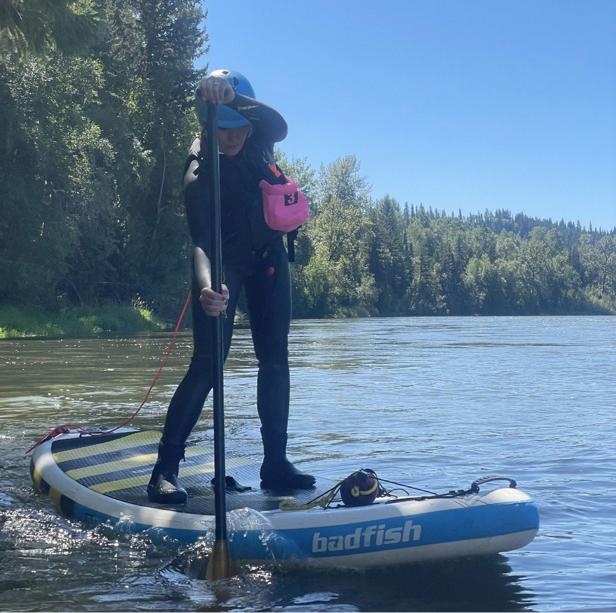SUP Paddle Technique: Mastering the Forward Stroke