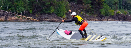 whitewater river runner sup
