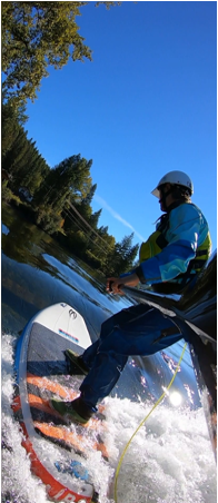 river sup surfboard