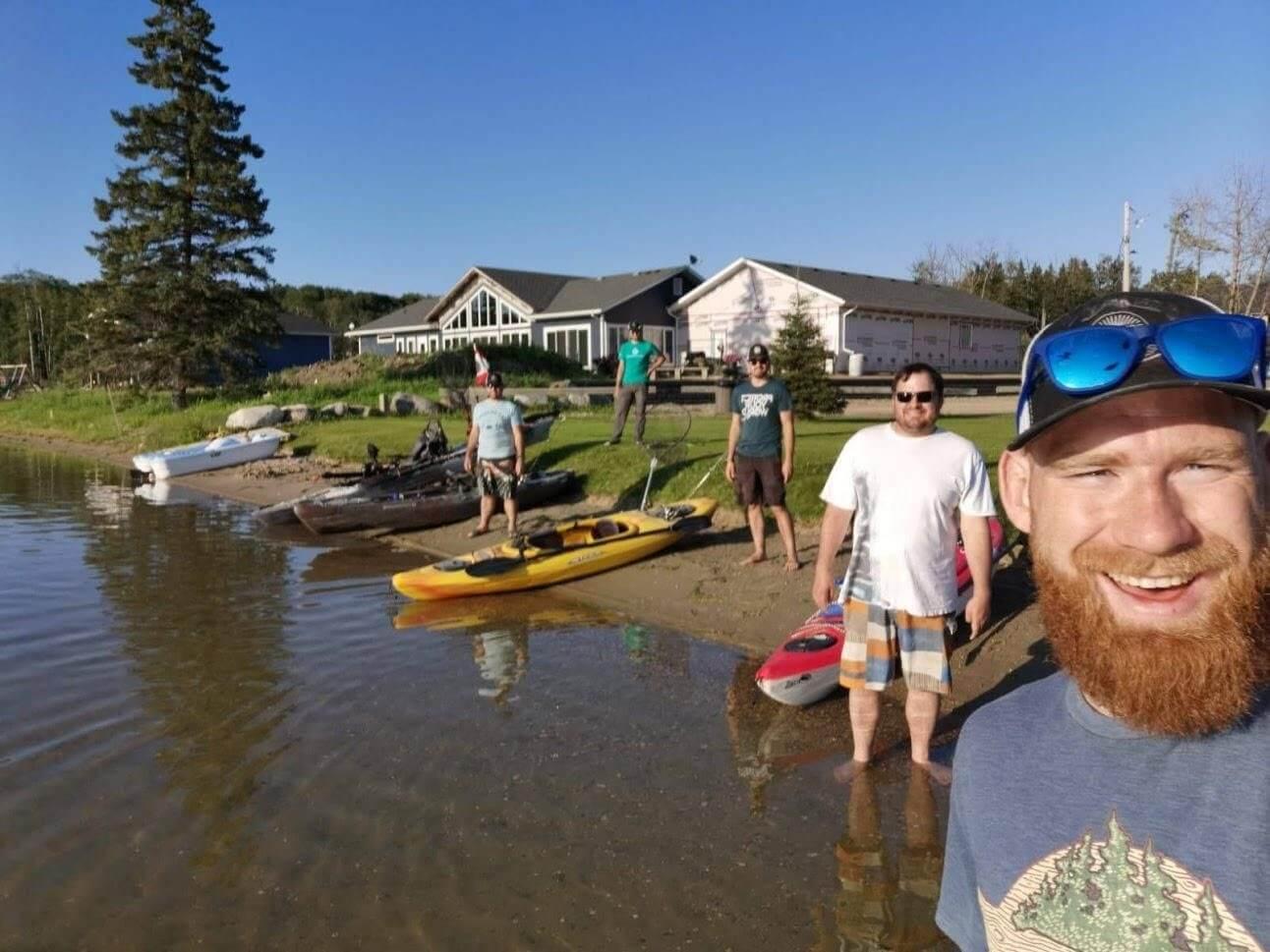 Marean Lake Trip Report - Terran Bernhard