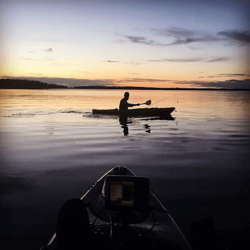 Jan Lake Kayak Fishing Trip Report - Terran Bernhard