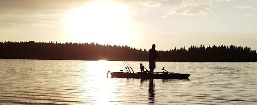 Kayak Fishing Safety Considerations