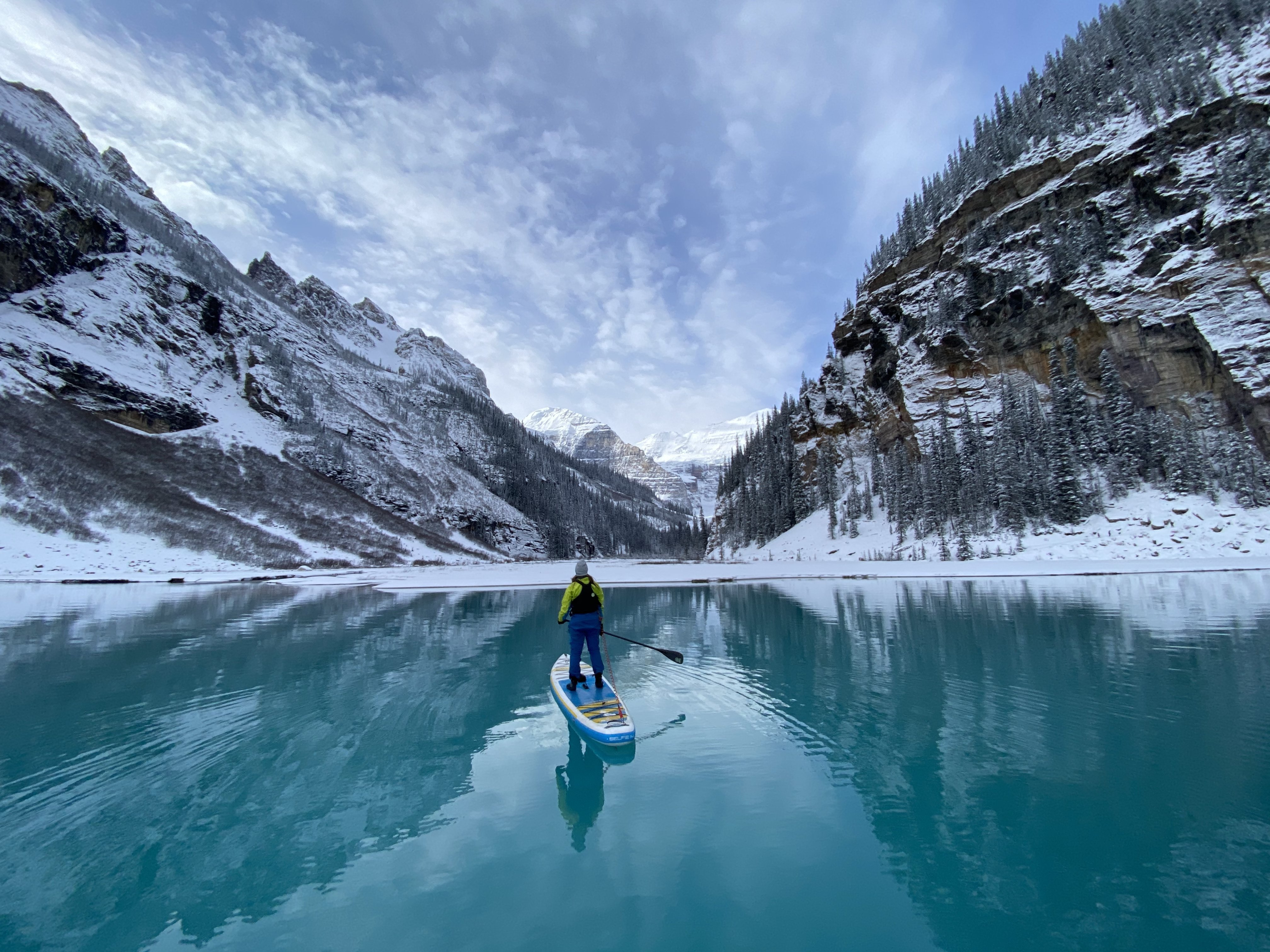 Three Rules for Winter Paddling - Robyn Bell