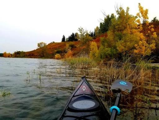 It's Time to Fall into Shoulder Season Paddling - Bryan Hume