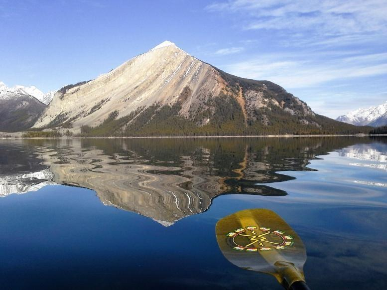 Mountain Lakes or Prairie Lakes: A Flat Water Paddler's Choice