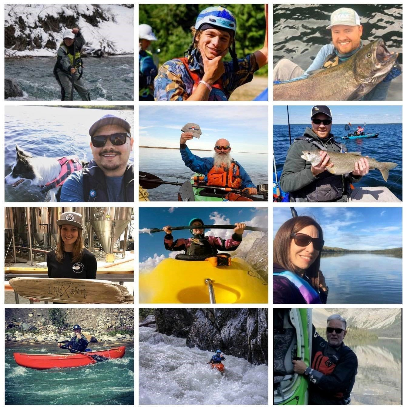 Paddling! Pandemic! Fundraising! Help Support Paddling Events in Western canada