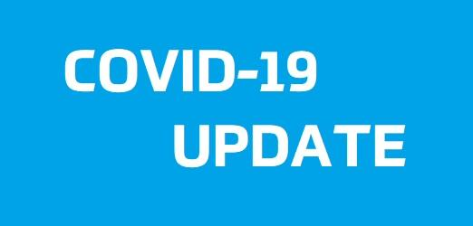 COVID-19 UPDATE - MAY 13th, 2020