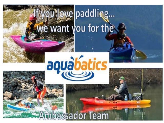 Want to become an Aquabatics Ambassador in 2020?