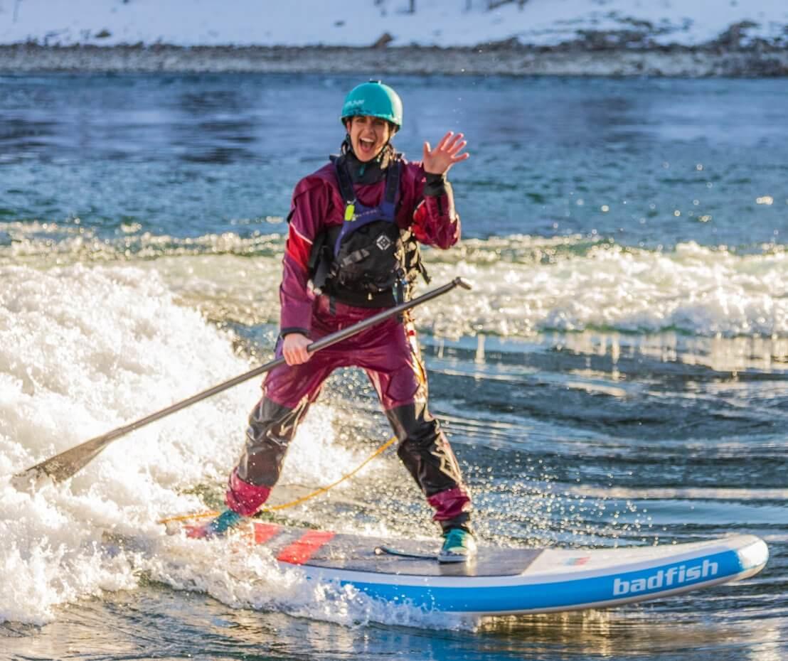 A paddler, 20 Questions with Reta Boychuk
