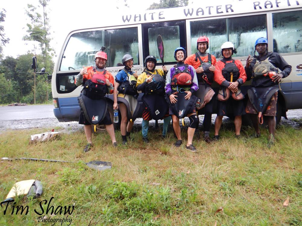 Kenya 10 Year Anniversary - The High Water Trip!