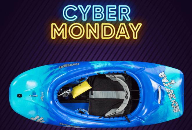 Jackson Cyber Monday - SAVE 20% - 30% OFF 2019 Kayaks