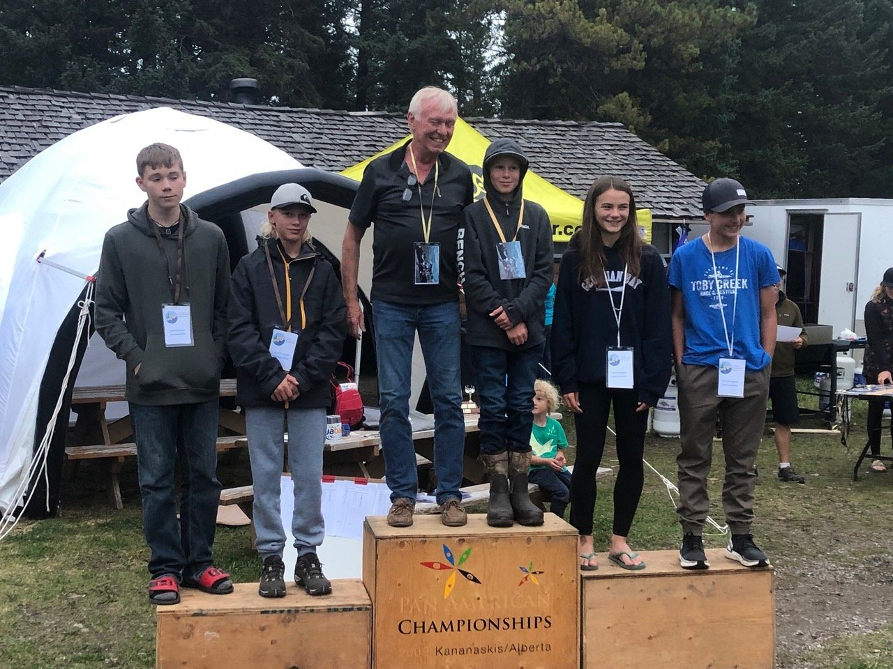 2019 Alberta Provincial Whitewater Kayak Championships