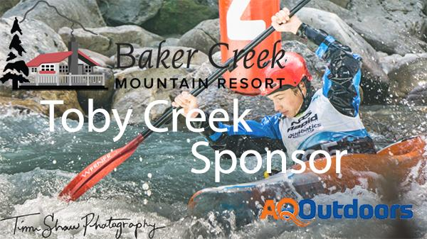Baker Creek Chalets Prize - Toby Creek Race