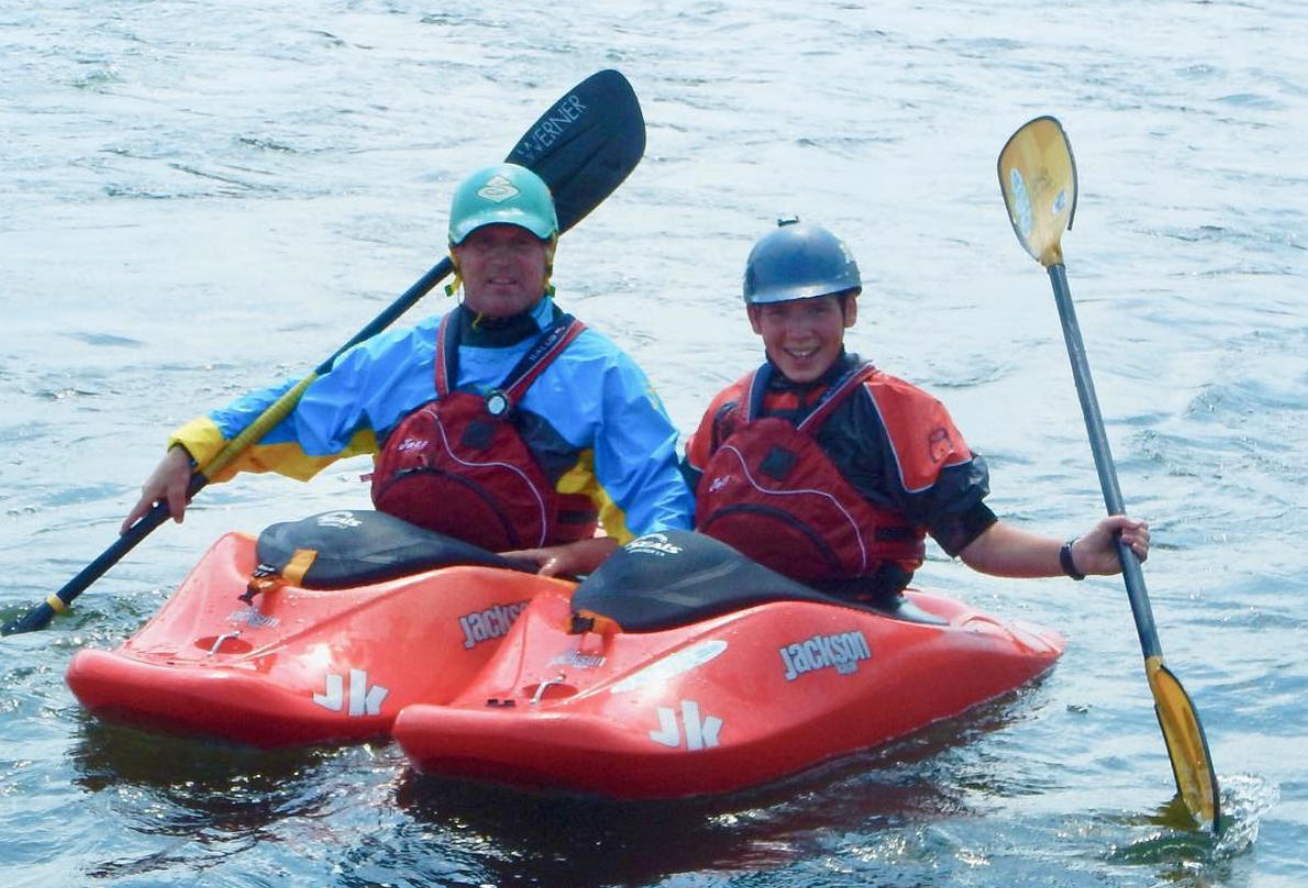 This is it … 30 days to paddling season!
