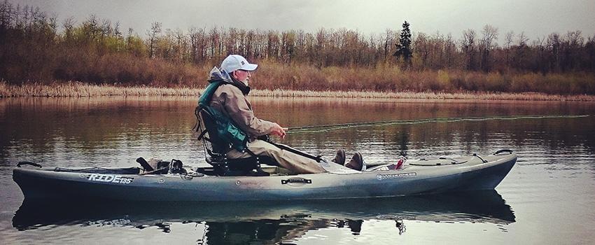 The Draw of Kayak Fishing