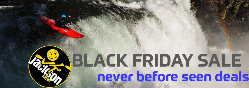 Jackson Kayaks - Black Friday Deals