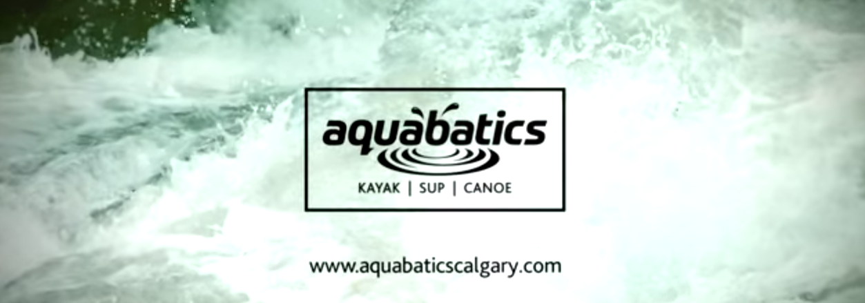 An Intro to What we do at Aquabatics - Whitewater Kayaking Video