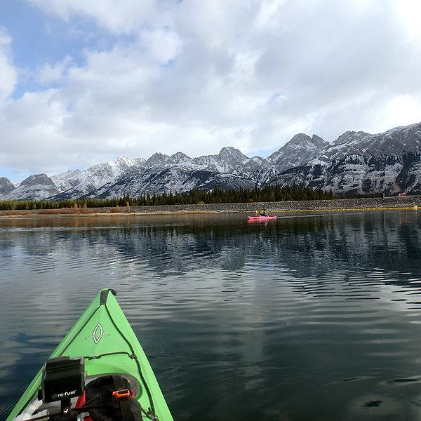 Paddling in Beautiful Kananaskis | Ambassador Update