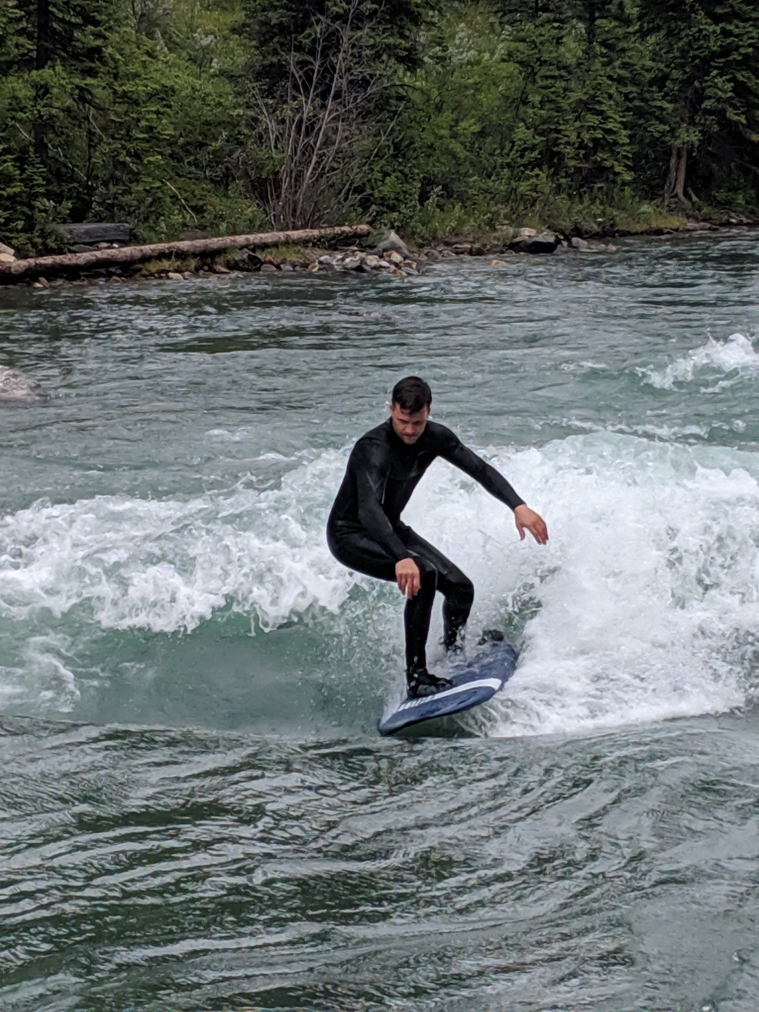 What is River Surfing? A Canadian Perspective