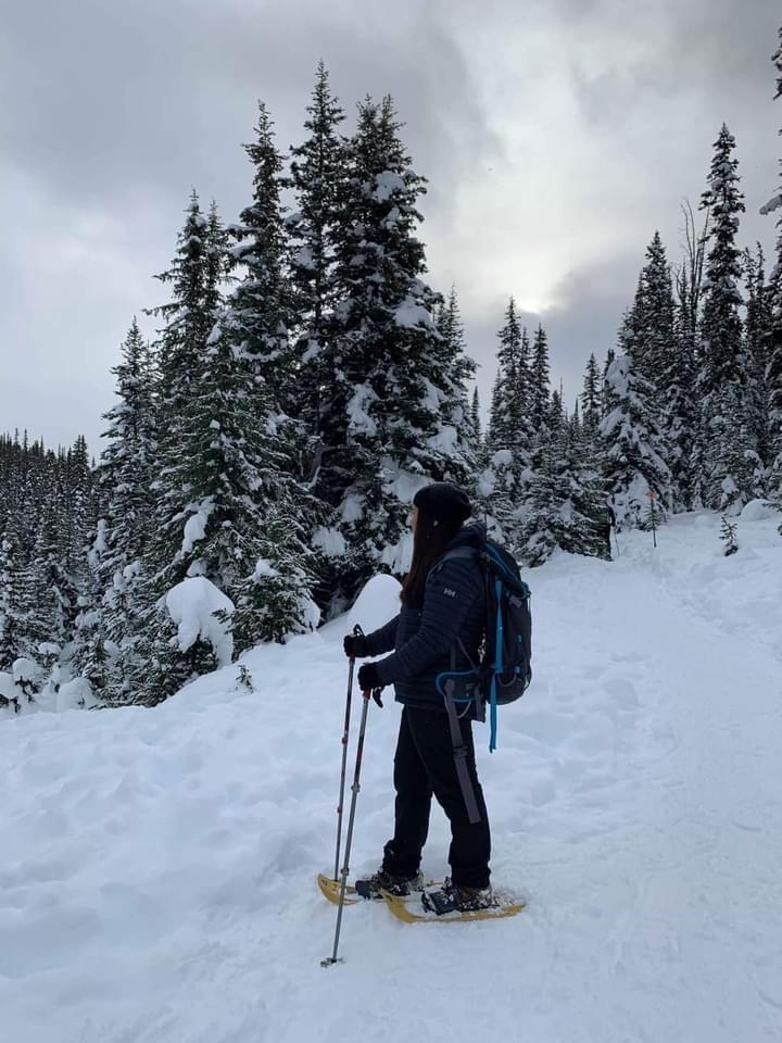 Where to Snowshoe in Banff National Park