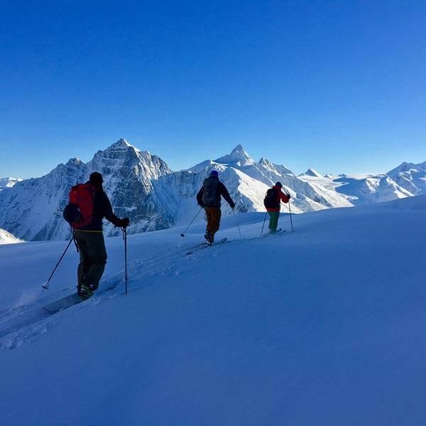 Skiing to Split Boarding