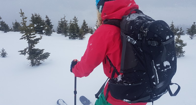 Thule Upslope 35L Ski Backpack Review