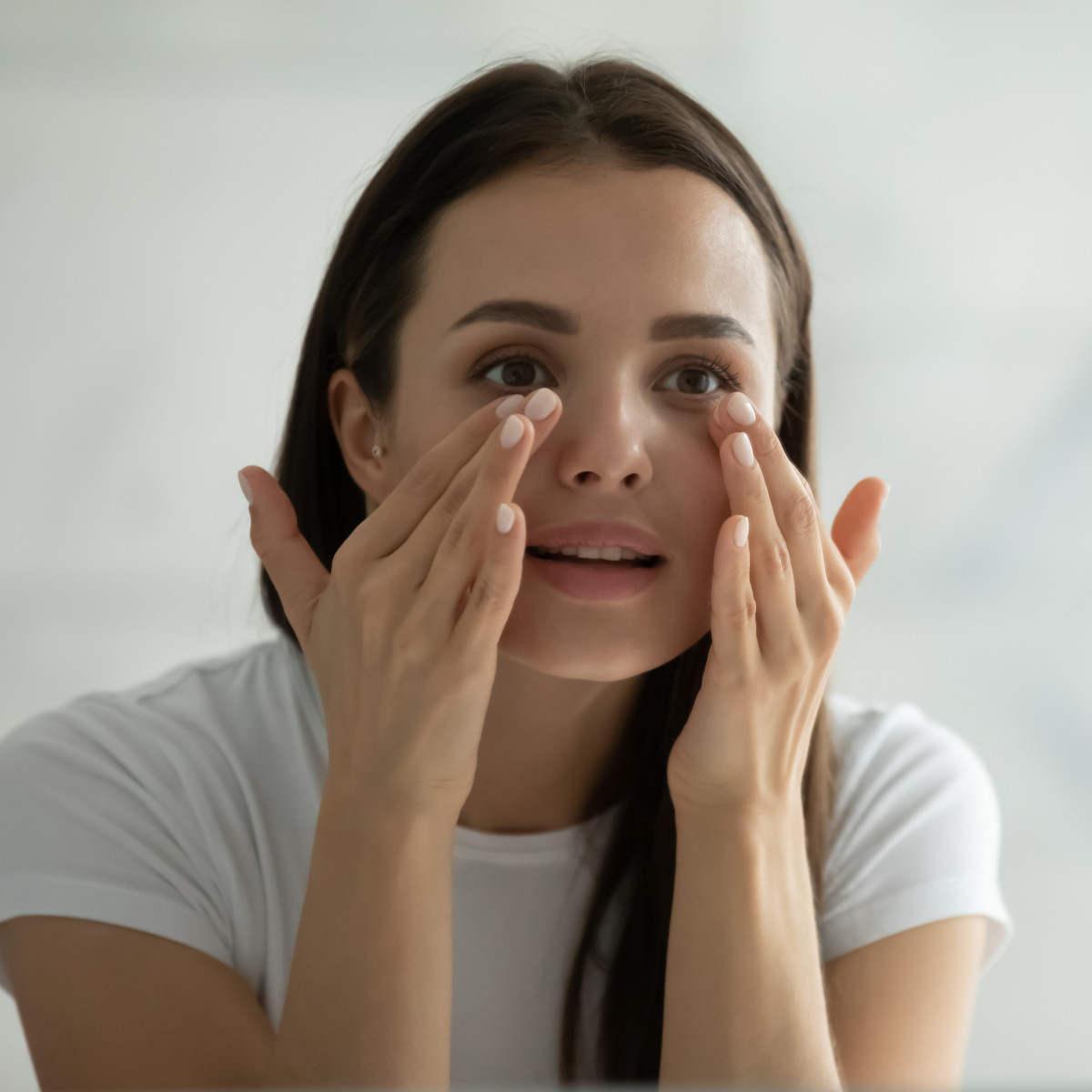 How to help manage Dark Circles at home with 4 steps