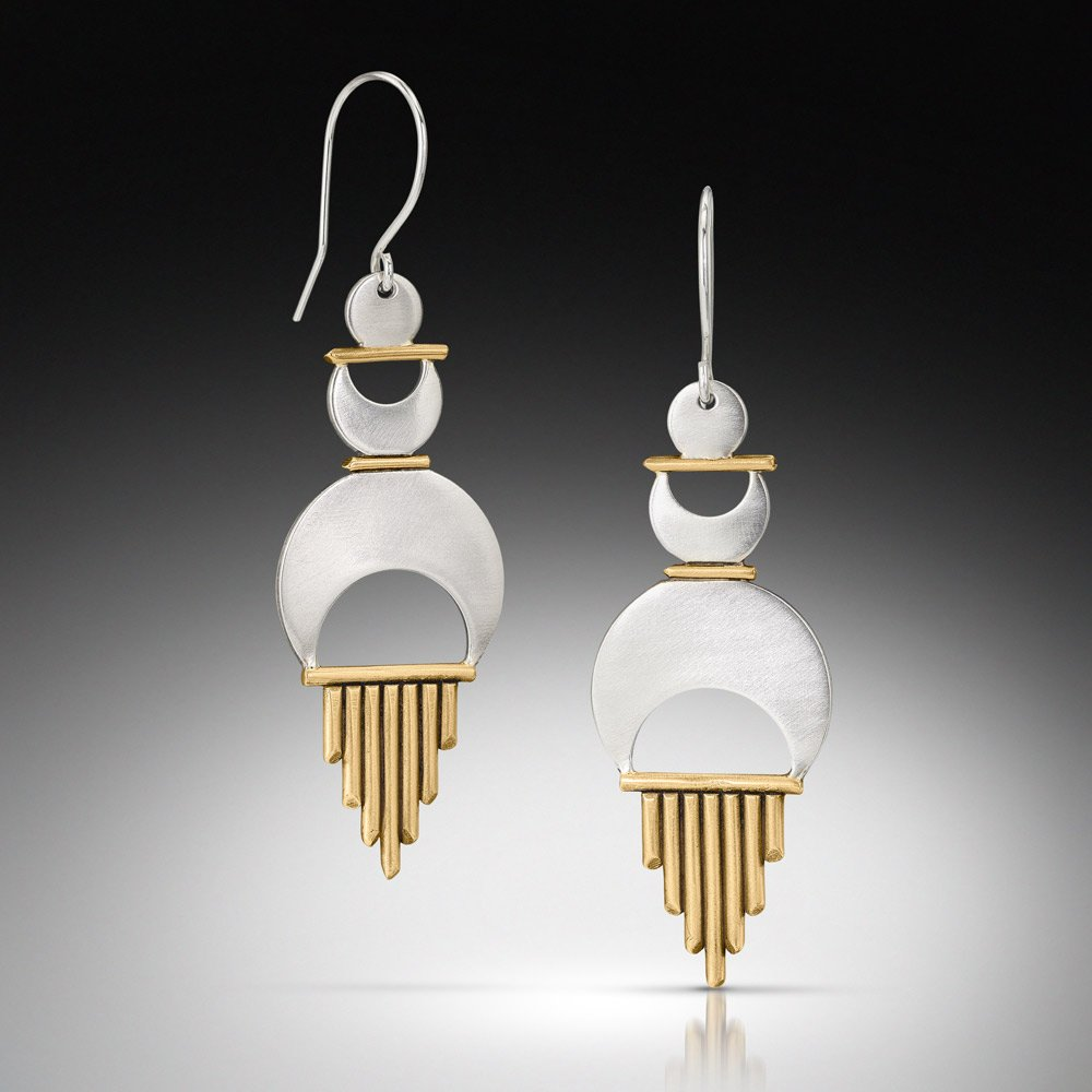 Product Feature of the Month Alchemy Earrings
