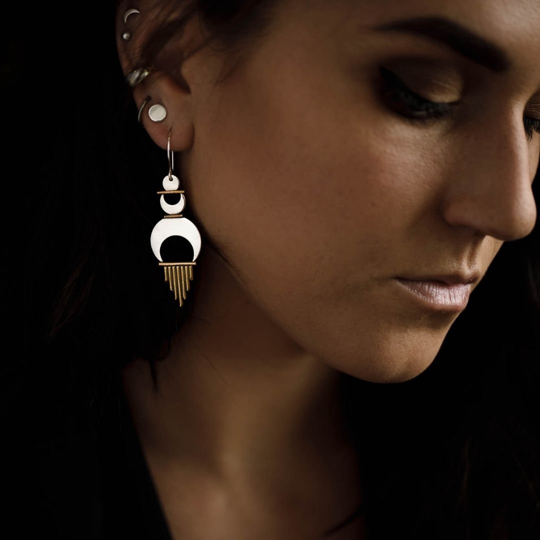 The Meaning behind the Alchemy Earrings