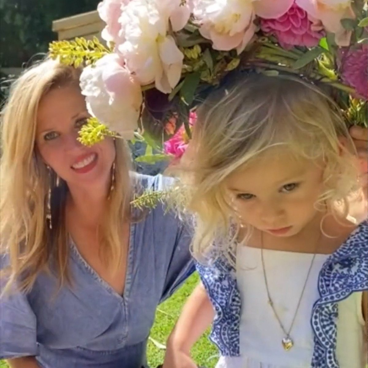 At Home with Wild & Gorgeous - Making Flower Crowns