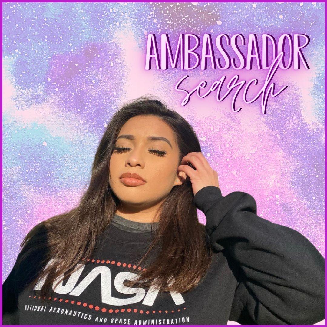 Ambassador Search ♥