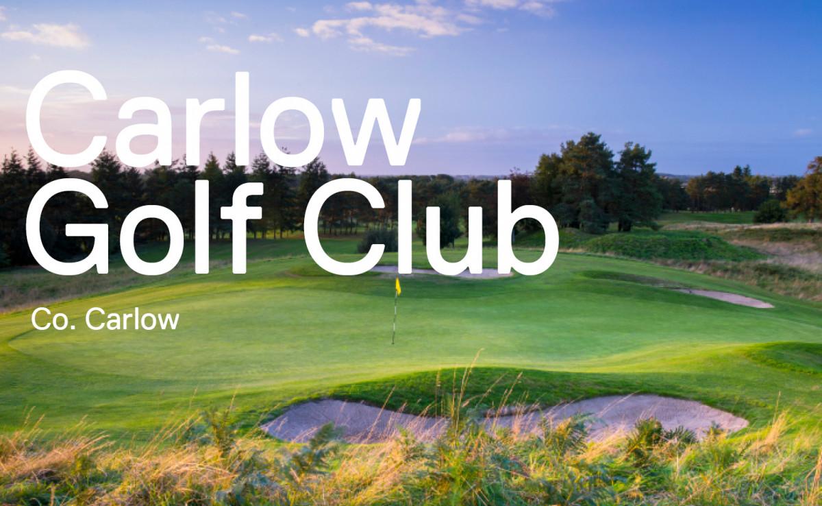 Carlow Golf Club - An Inland Gem