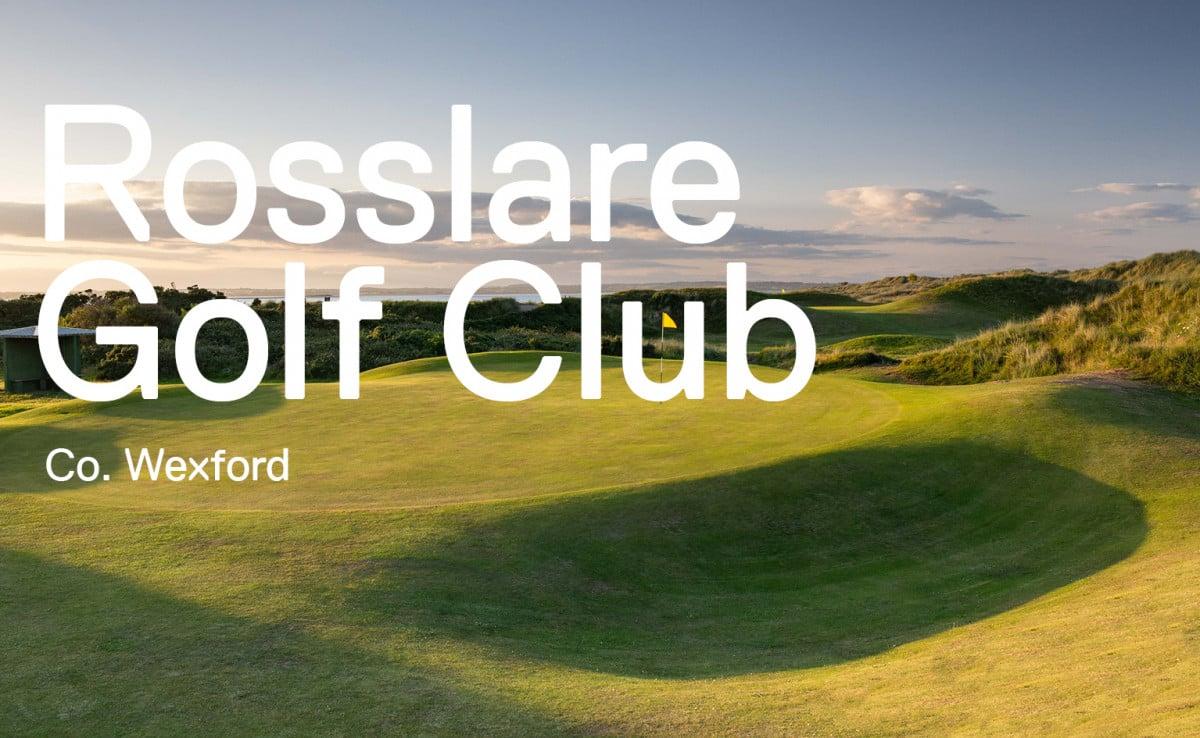 Rosslare Golf Club - Wexford Links