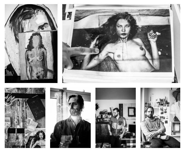 'Portraits by Nanda Hagenaars'