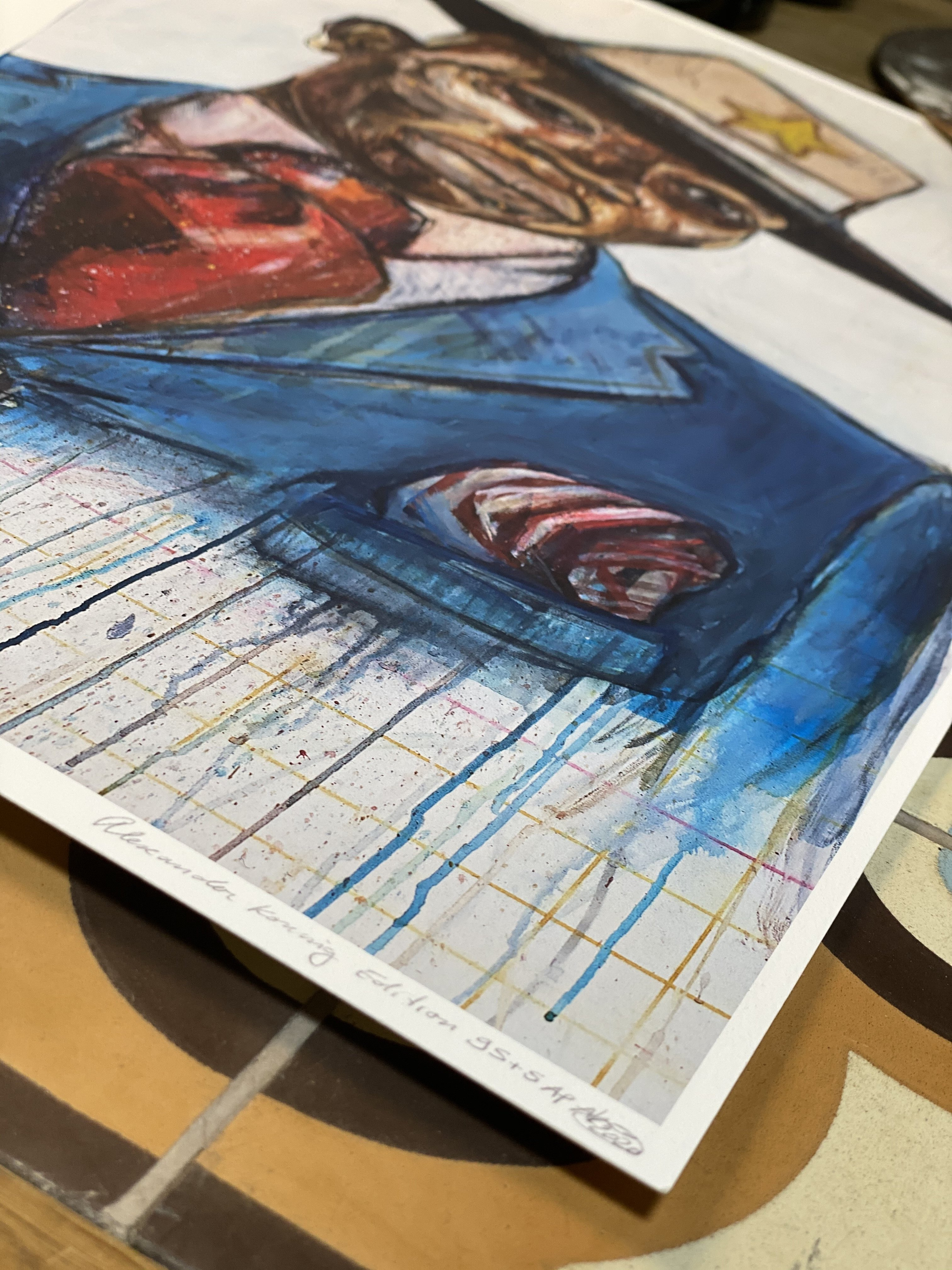 What are Limited Edition Fine Art Prints?