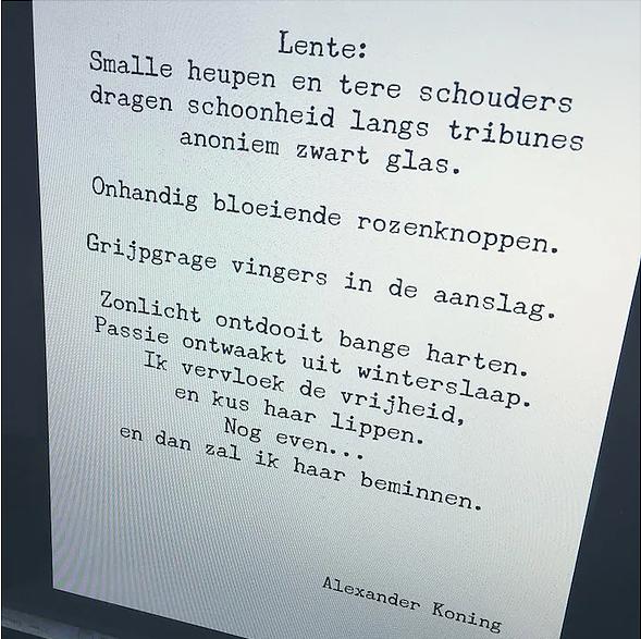 'Lente'