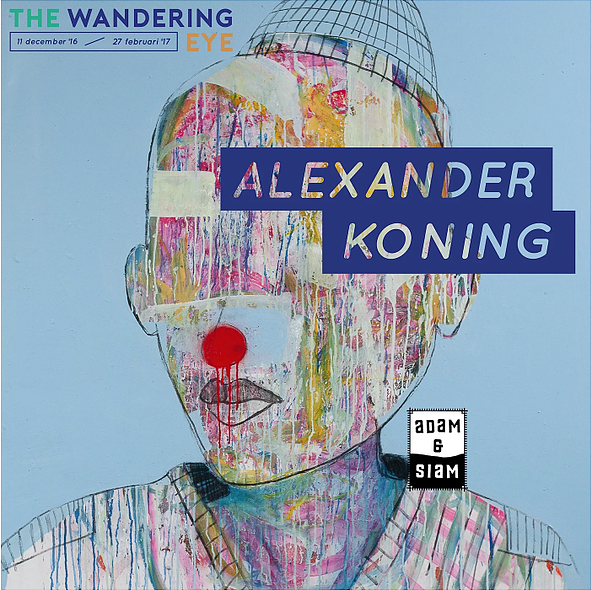Group: 'The wandering Eye' - AMSTERDAM