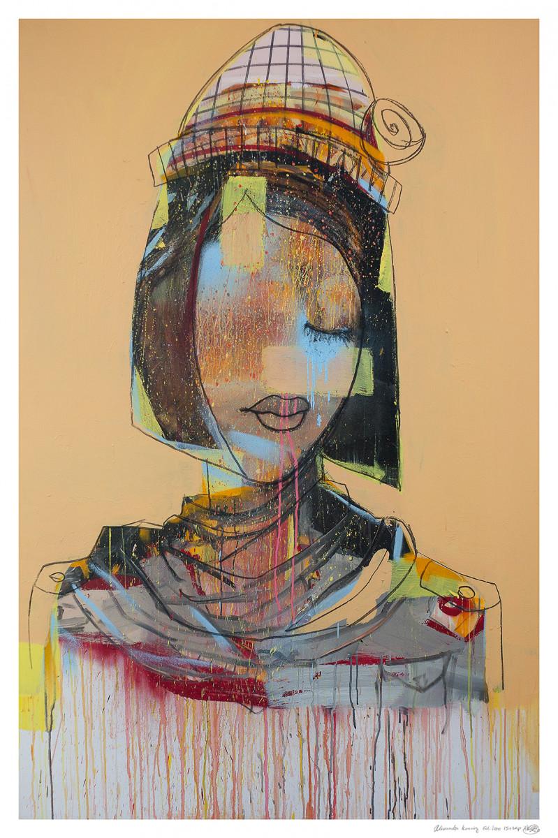 Fine Art Story   'Salima La Bien Aimée'