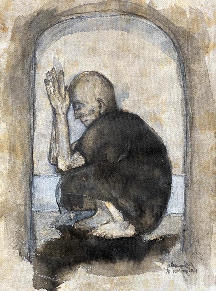 'Chords of Silence | Meditation'
