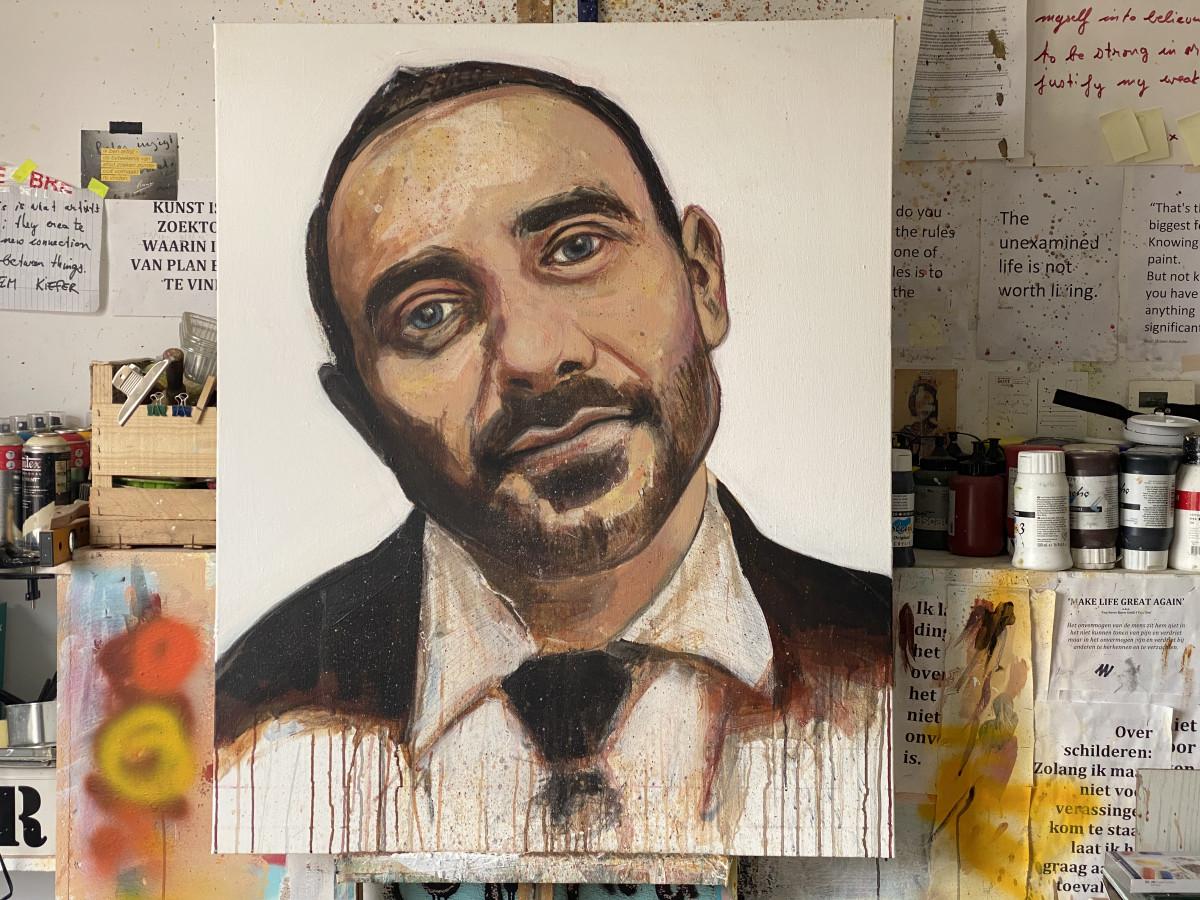 Fine Art Story | 'Pete Lornet'